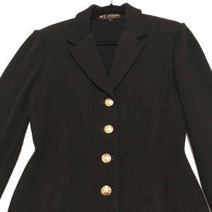 St. John basic knit jacket